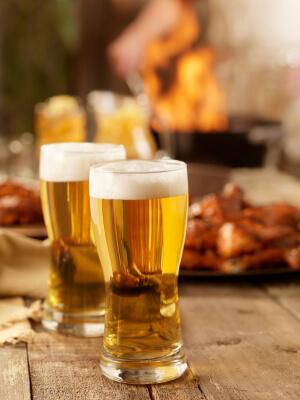 Zwei leckere Bier