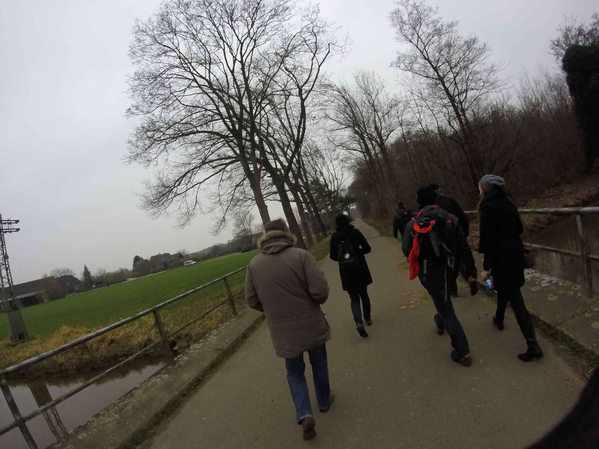 Teambuilding Geocaching im Winter