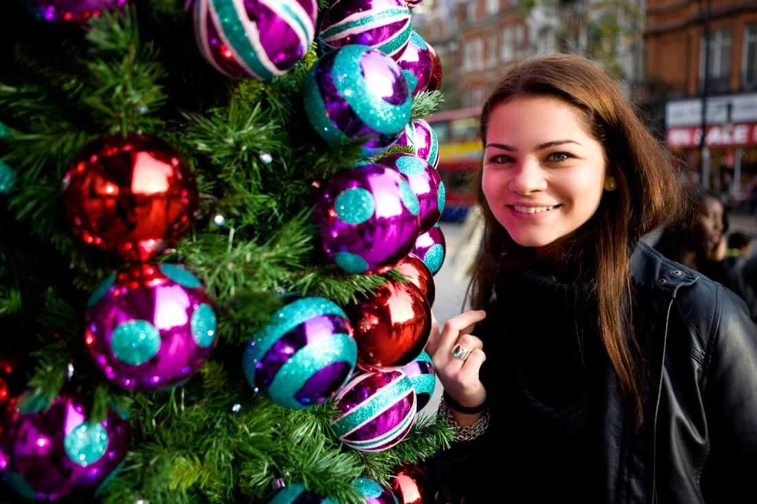 Weihnachtsfeier Geocaching