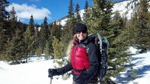 Schneeschuh Tour und Rodel Spaß