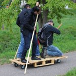Teamwork Trockenfloss