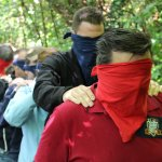 Blindenlauf Geocaching Outdoor Aktivität Ideen