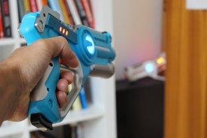 Lasertag im Büro: shoot-M, das Teamevent
