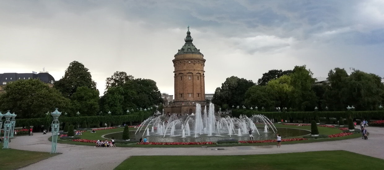 Mannheim_Wasserturm